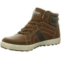 Schuhe Herren Boots Diverse Schnürstf.Sp-Bod.WF Q-Schuh 1003719 braun
