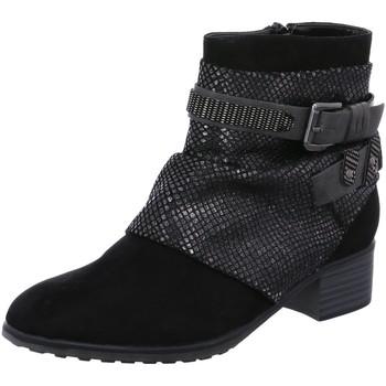 Schuhe Damen Stiefel Jenny By Ara Stiefeletten 22-63904-06 schwarz