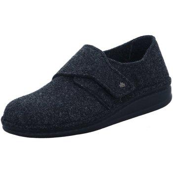 Schuhe Herren Hausschuhe Finn Comfort Filzmoos 06501-416168 grau