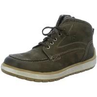 Schuhe Herren Boots Josef Seibel RUDI 02-Kn.Schnürer 11702PL81/330 braun