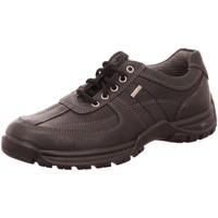 Schuhe Herren Sneaker Low Jomos Schnuerschuhe Schnürhalbschuh 415801 schwarz