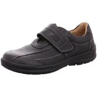 Schuhe Herren Derby-Schuhe Jomos Slipper 419206 419206 schwarz