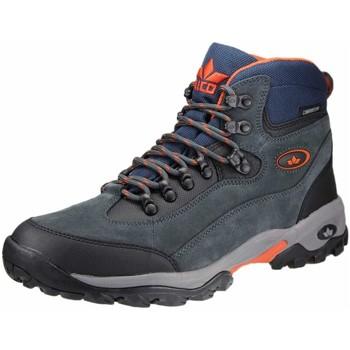Schuhe Herren Wanderschuhe Diverse Sportschuhe MILAN 220080 grau