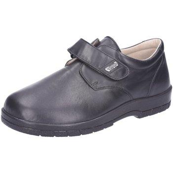Schuhe Damen Derby-Schuhe Florett Slipper Oslo 75.100-60 schwarz