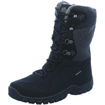 Schuhe Damen Schneestiefel Brütting Stiefel MAIKE 710161 schwarz