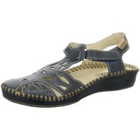 Schuhe Damen Sandalen / Sandaletten Pikolinos Sandaletten 655-8312L blau
