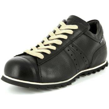 Schuhe Damen Sneaker Low Snipe Schnuerschuhe America negro XL negro 42285 negro schwarz