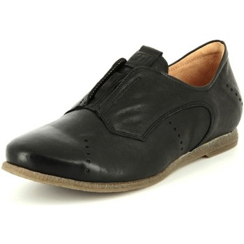 Schuhe Damen Derby-Schuhe Think Slipper SHUA 03 80022-00 schwarz