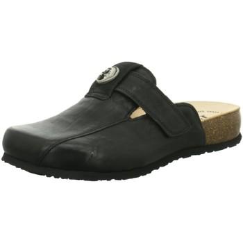 Schuhe Damen Pantoletten / Clogs Think Pantoletten 85349-00 schwarz