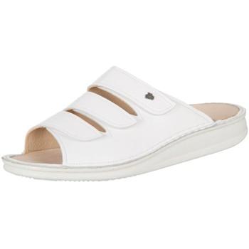 Schuhe Damen Pantoffel Finn Comfort KORFU 01508-001000 weiß