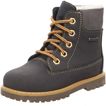 Schuhe Mädchen Wanderschuhe Däumling Schnuerstiefel ANDY 080031M-82 (M) grau