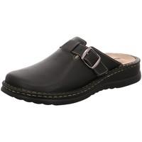Schuhe Herren Pantoletten / Clogs Rohde Offene 6683 90 schwarz