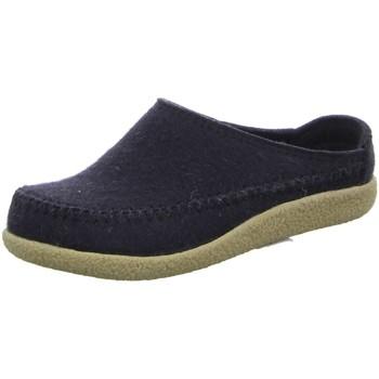 Schuhe Herren Hausschuhe Haflinger 718001 03 schwarz