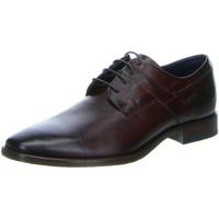 Schuhe Herren Richelieu Bugatti Must-Haves RAIMONDO 311-19301-1100 BORDO braun