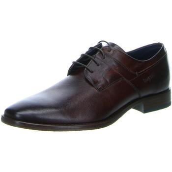 Schuhe Herren Richelieu Bugatti Must-Haves 311193011100350 braun