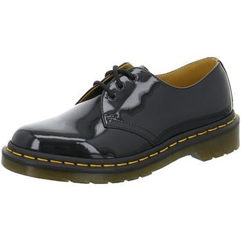 Schuhe Damen Derby-Schuhe Dr. Martens Airwair Schnuerschuhe 10084001 schwarz