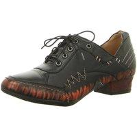 Schuhe Damen Derby-Schuhe Maciejka 02375-01/00-5 schwarz