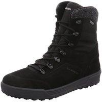 Schuhe Herren Schneestiefel Lowa Kazan II gtx 410514/0999 schwarz