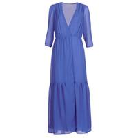 Kleidung Damen Maxikleider See U Soon GARAGADE Blau