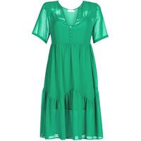 Kleidung Damen Kurze Kleider See U Soon GARAGACE Grün