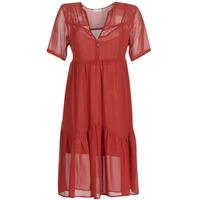Kleidung Damen Kurze Kleider See U Soon GARAGACE Rot