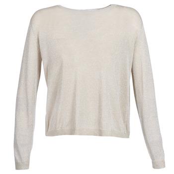 Kleidung Damen Pullover See U Soon GARAGAPI Beige