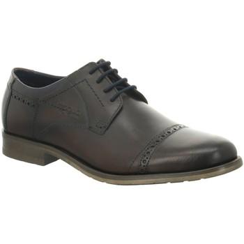 Schuhe Herren Derby-Schuhe Bugatti Schnuerschuhe 312163032100610 braun