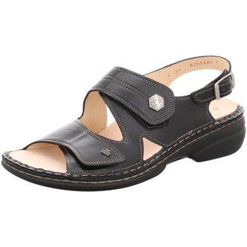 Schuhe Damen Sandalen / Sandaletten Finn Comfort Sandaletten Milos Sandalette 2560/014099 schwarz