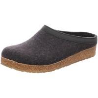 Schuhe Herren Hausschuhe Haflinger 1 713001077 grau