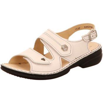 Schuhe Damen Sandalen / Sandaletten Finn Comfort Sandaletten MILOS 02560-001000 weiß