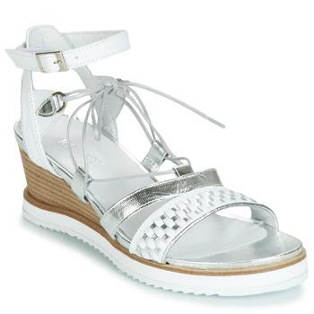 Schuhe Damen Sandalen / Sandaletten Regard RAXAF V1 TRES ALFA BLANC Weiss