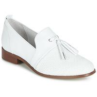 Schuhe Damen Derby-Schuhe Regard REVA V1 TRES NAPPA BLANC Weiss