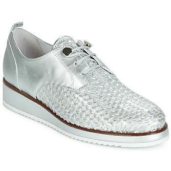 Schuhe Damen Derby-Schuhe Regard RIXIZA V2 TRES METALCRIS PLATA Silbern