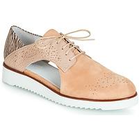 Schuhe Damen Derby-Schuhe Regard RIXULO V1 VEL ROSE Rose