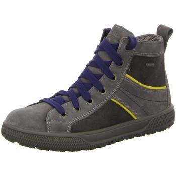Schuhe Jungen Sneaker High Superfit High 5-00457 Swagy 5-00457-06 grau