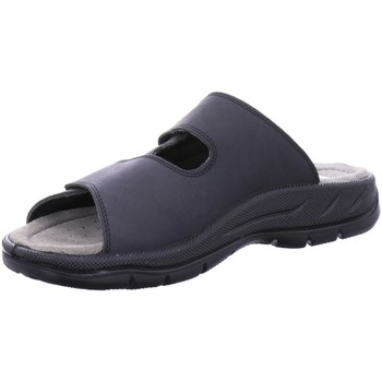 Schuhe Herren Pantoffel Jomos Offene 503611 503611 schwarz