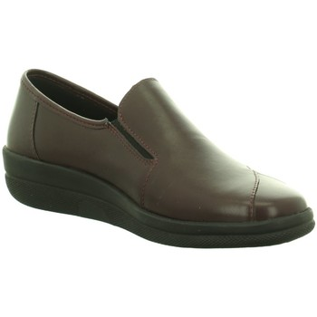 Schuhe Damen Slipper Longo Slipper Beq.bis25mm-Abs 1005294 rot