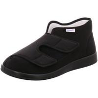 Schuhe Herren Hausschuhe Varomed Genua 60,920,60 schwarz