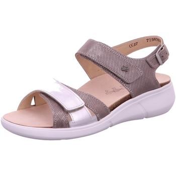 Schuhe Damen Sandalen / Sandaletten Finn Comfort Sandaletten Nadi 3351 901741 silber