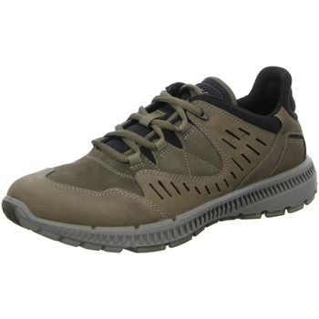 Schuhe Herren Sneaker Low Ecco Schnuerschuhe Terrawalk 870504-55894-Terrawalk beige