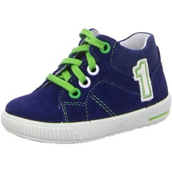 Schuhe Jungen Babyschuhe Superfit High 2-00351-94 2-00351-94 blau