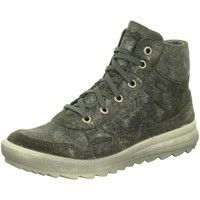 Schuhe Jungen Sneaker High Superfit Schnuerstiefel NV 00495-16 grau