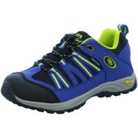 Schuhe Jungen Wanderschuhe Brütting Bergschuhe 421059 blau