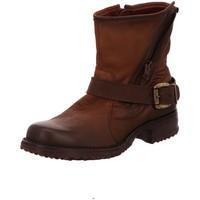 Schuhe Damen Stiefel Idana Stiefeletten NV 254311000 braun