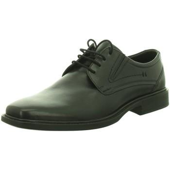 Schuhe Herren Richelieu Longo Business schwarz