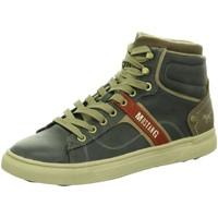 Schuhe Herren Sneaker High Mustang H.Stiefel 4108502-259 grau