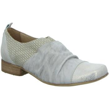 Schuhe Damen Slipper Charme Slipper 0050-17E-combi 01 grau