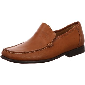 Schuhe Herren Slipper Anatomic & Co Business Torres - für lose Einlagen 828226 braun
