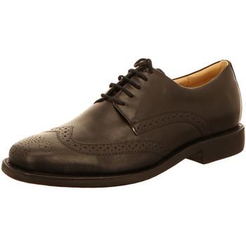 Schuhe Herren Derby-Schuhe Anatomic & Co Business 818137 schwarz