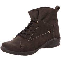 Schuhe Damen Stiefel Wolky Stiefeletten BELLO black/mistique 1574-100 schwarz